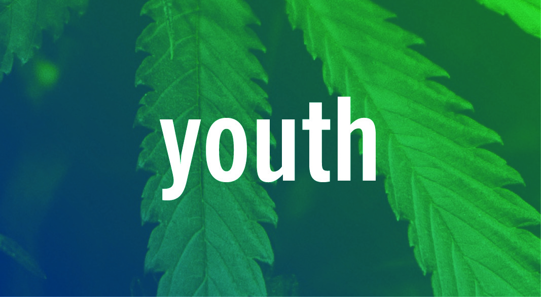 YOUTH #CANNABISIQ