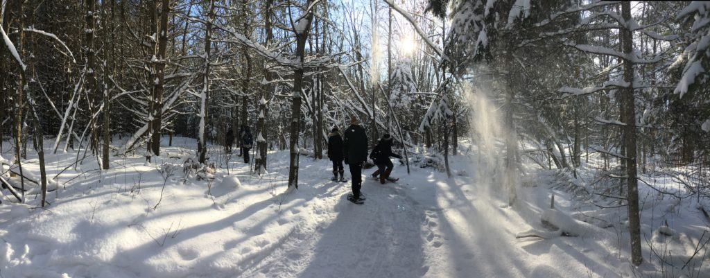 EPION Spotlight on Recreation: in the snow with Heads Up!