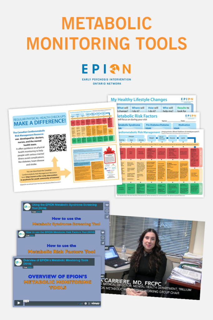 EPION Metabolic Monitoring Tools + Instructions