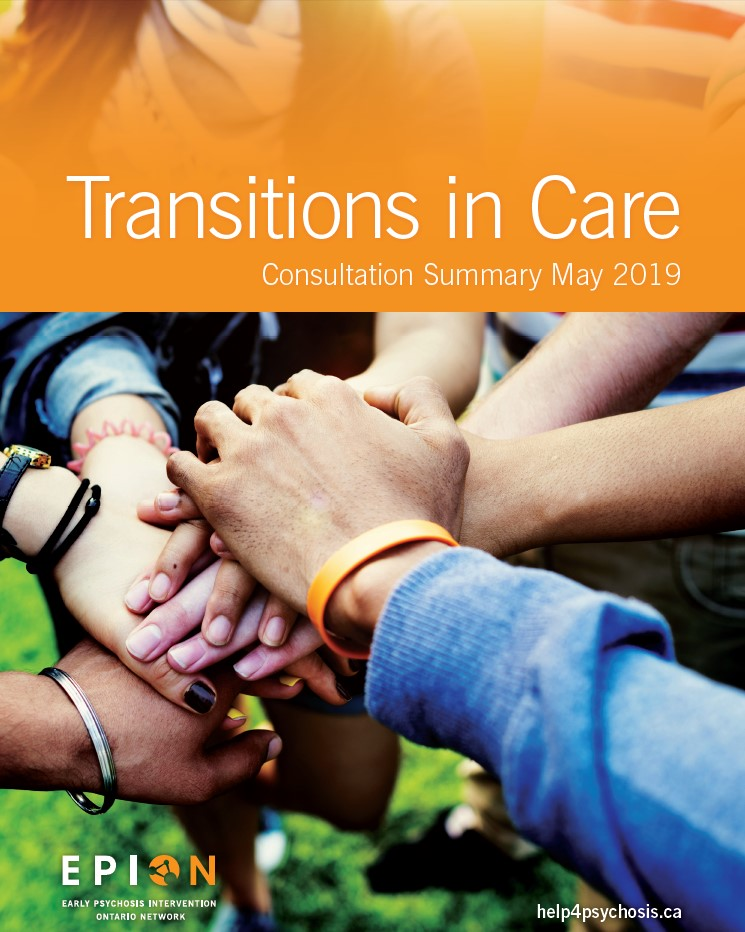 EPION Transitions in Care Summary Report, 2019
